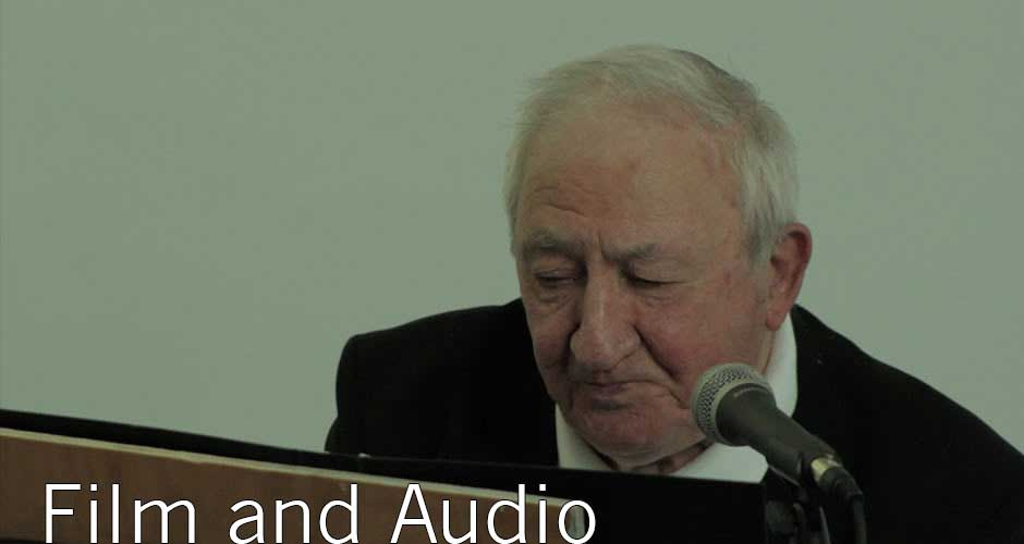 tommakesmusic recorded a lecture by Bessbrook resident Tommy Lynch.